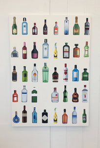 'BAR' Limited Edition Print