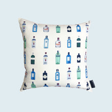 Load image into Gallery viewer, 'GIN' Luxury Linen Cushion