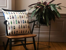 Load image into Gallery viewer, 'BAR' Luxury Linen Cushions