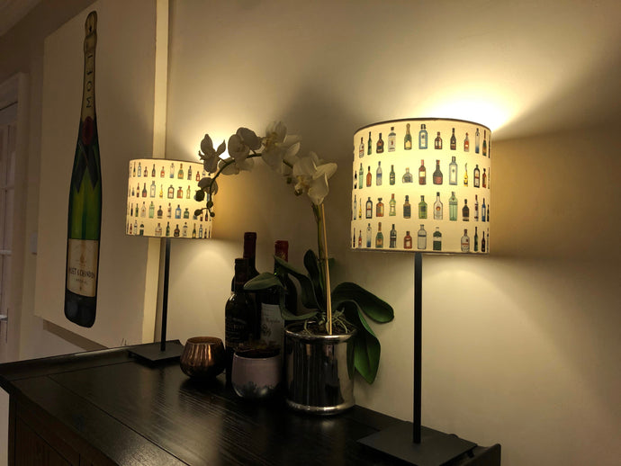 Contemporary Lampshades