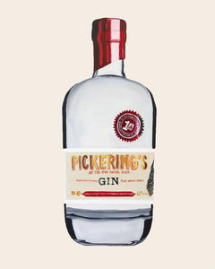 Pickering's Gin Paintings