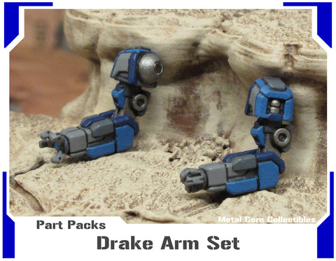 Drake Heavy Arm Part Pack