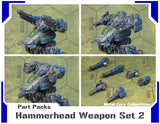 Hammerhead Part Packs