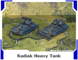 Kodiak Heavy Tank