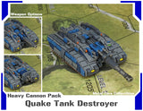 Quake Tank Destroyer