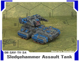 Sledgehammer Artillery/Assault Tank
