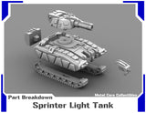 Sprinter Light Tank