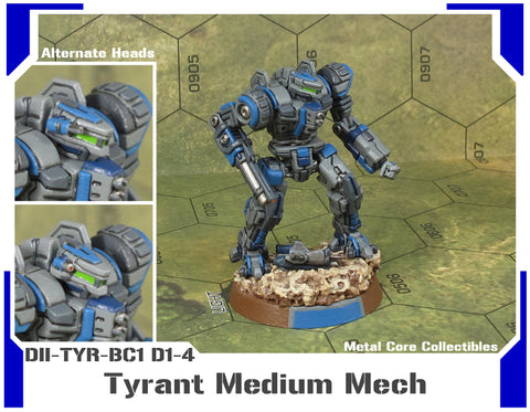 Tyrant Medium Mech
