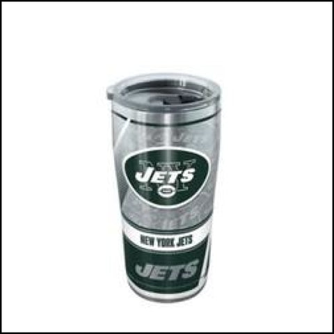 New York Jets 20oz Genuine Stainless TumblerNew - Football NFL