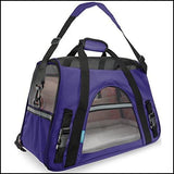 Soft Sided Airline Travel Pet Carrier - Dog Supplies