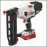 Porter-Cable 20V MAX Cordless Lithium 16GA Finish Nailer Kit - Power Tools & Accessories