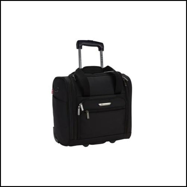Underseat Carry-On Luggage with USB Port - Luggage
