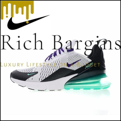 Original NIKE Air Max 270 Womens Running Shoes Outdoor Sneakers Classic Jogging - Running Shoes