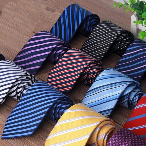 Checked Stripes Dots Men Ties