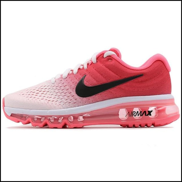 Original NIKE AIR MAX 17 Breathable Womens Running Shoes Outdoor Sneakers - 849560103 / 5 - Running Shoes