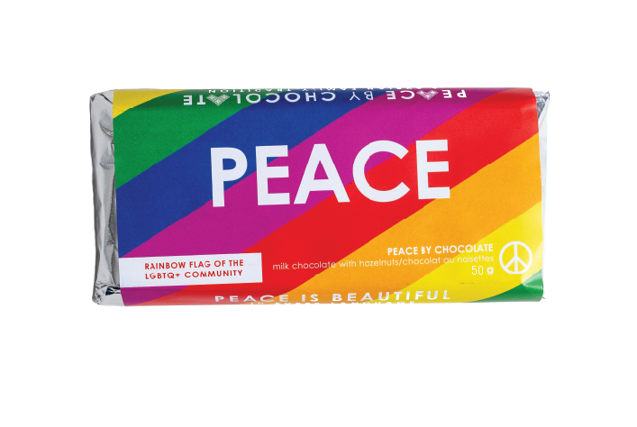 Pride chocolate bar