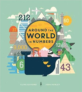 Around the World in Numbers Book