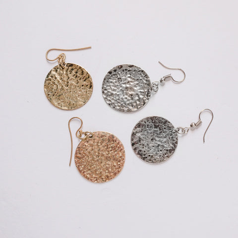 Large Sarafu Earrings - various colours