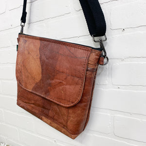Leafii Crossbody Bag - various colours