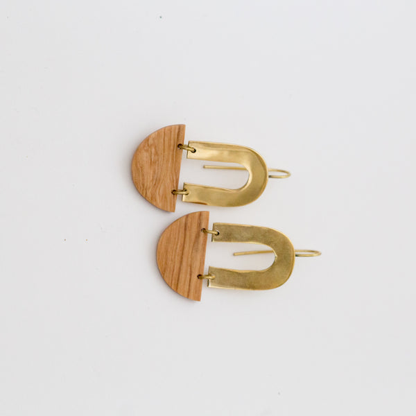 Nguvu Earrings - various colours