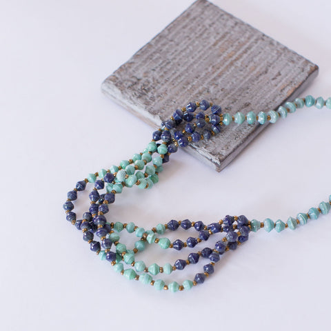 Lotino Necklace - Various Colours
