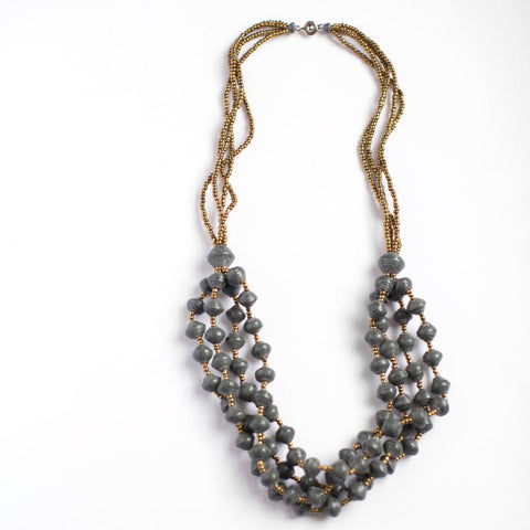 Imani Necklace - various colours
