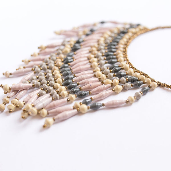 Kombedi Necklace - various colours