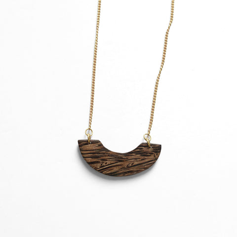 Coconut Stem Necklace