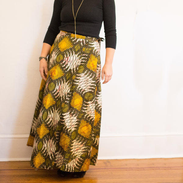 Wrap Skirt - various fabrics/lengths