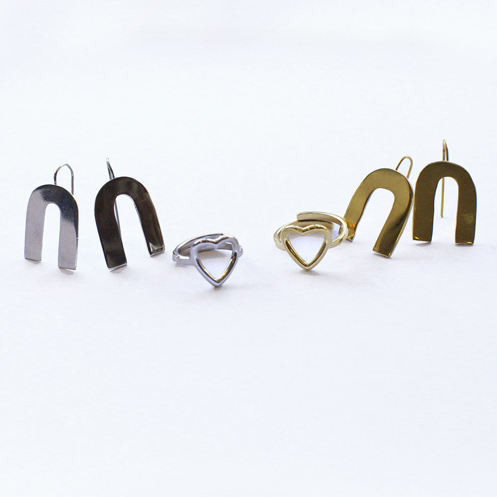 Zamu Earrings - various colours