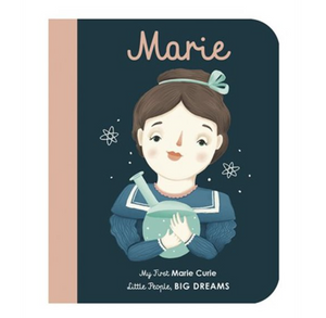 My First Marie Curie  - board book