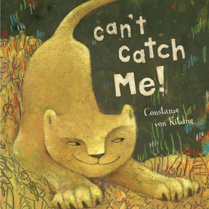 Book: Can't Catch Me!