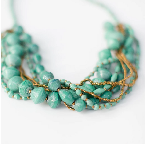 Lagojo Necklace - Various Colours