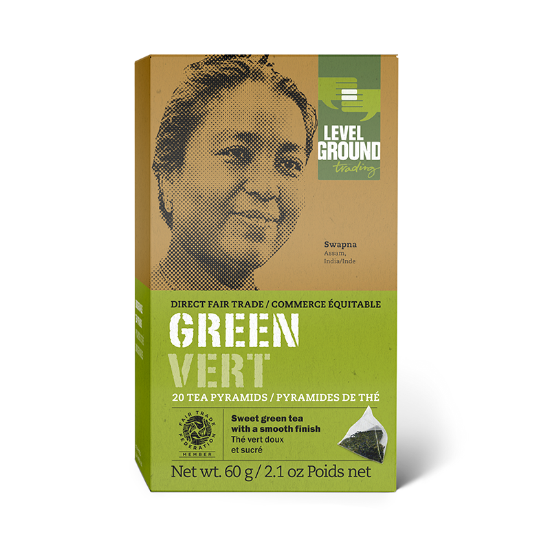 Green Tea - bags or loose leaf