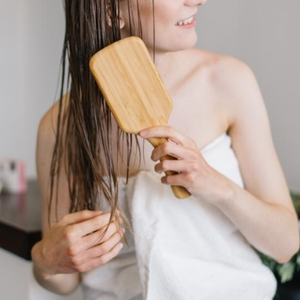 Bamboo Hair Brush