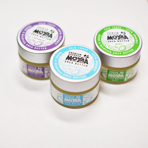 Large Moyaa Shea butter (assorted)