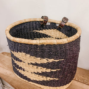 Bicycle Basket - black