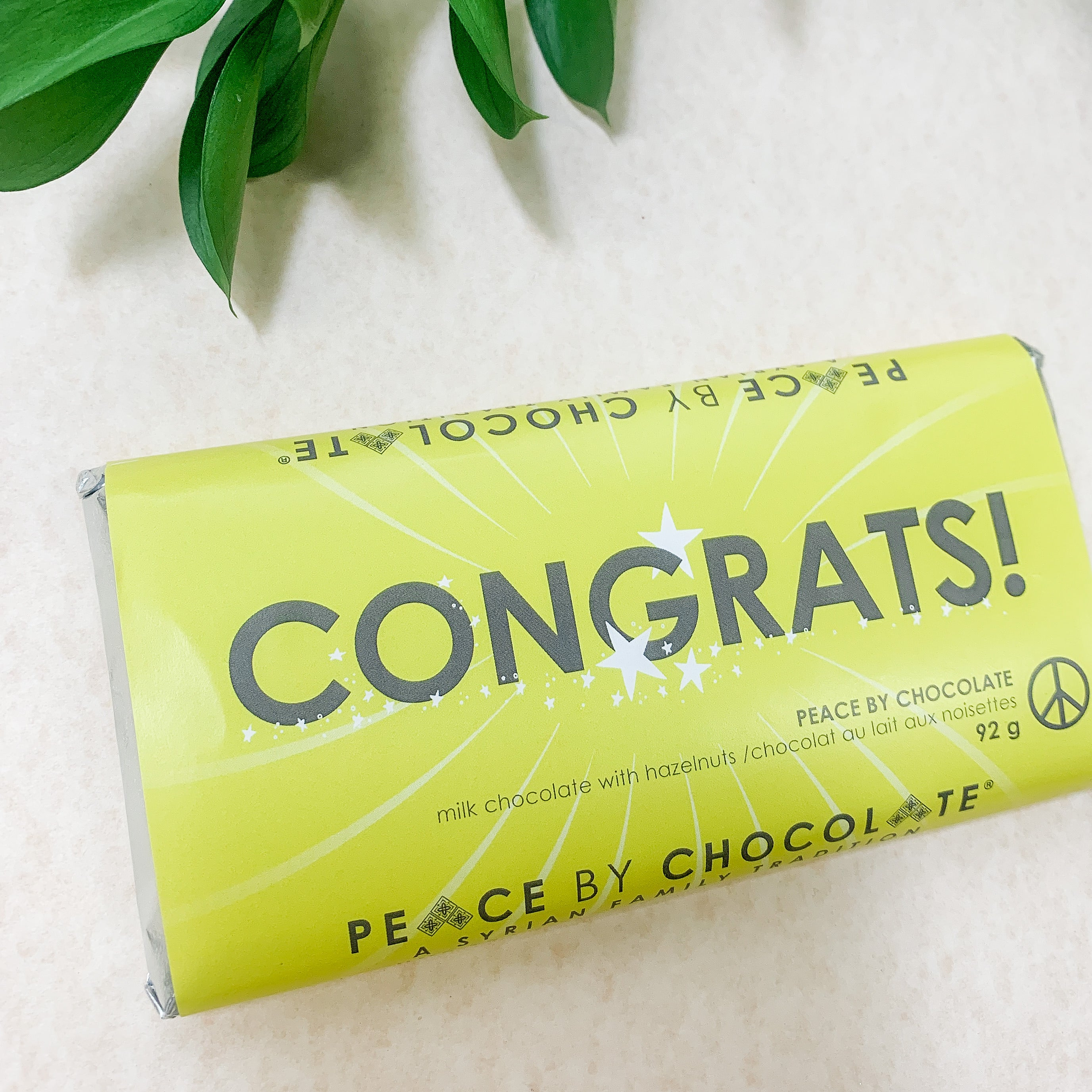 Celebration chocolate Bar