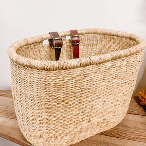Bicycle Basket - natural