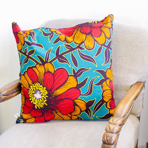 Dalia Throw Pillow Cover