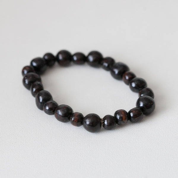 Dark Brown Bone bracelet