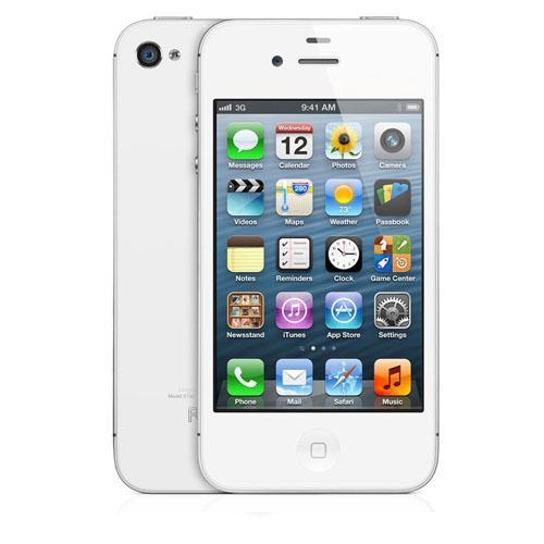 Apple iPhone 4S (16GB) White