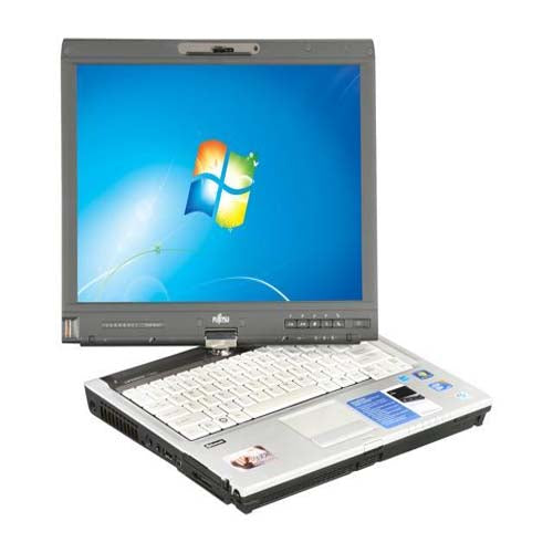 FUJITSU LIFEBOOK TABLET LAPTOPS T900 CORE i5 2.5GHZ 4GB 320GB)