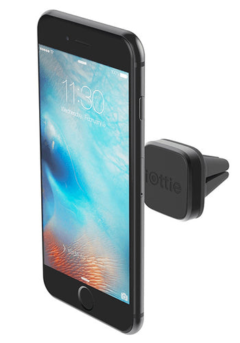 iOttie iTap Wireless 2 Magnetic Fast Charge Vent Mount Universal Qi 10W Black