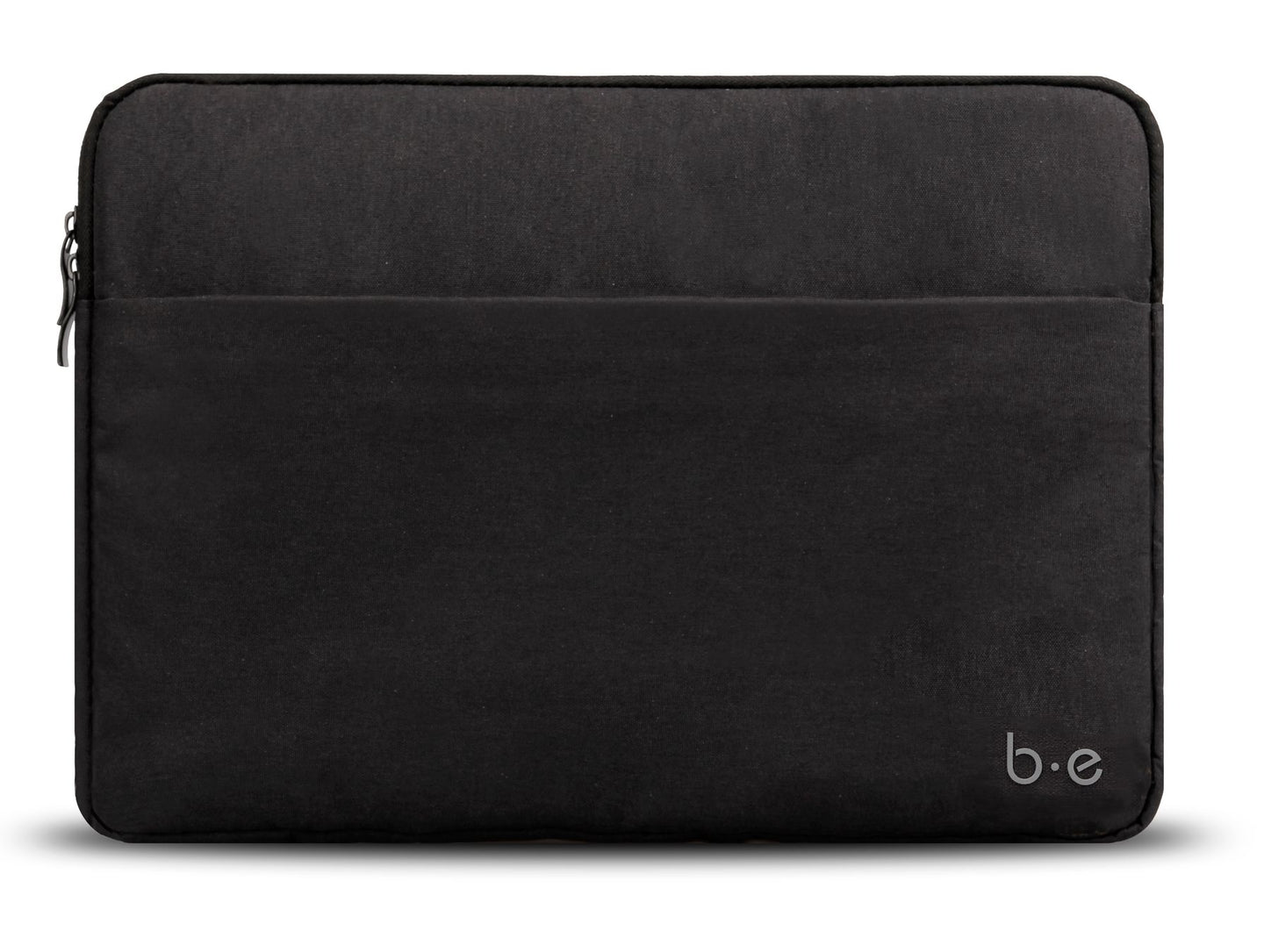 Blu Element Canvas Sleeve Black for MacBook and Laptop 15
