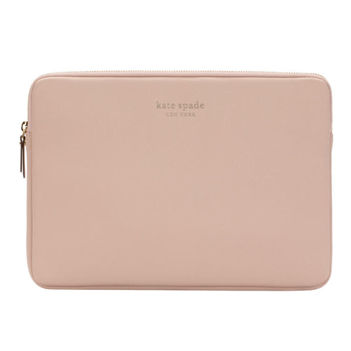 Kate Spade Slim Sleeve Pale Vellum/Blush (BAGS and SLEEVES)