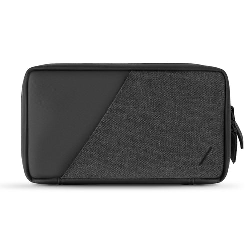 Native Union Stow Fabric Pouch Organizer Slate (BAGS and SLEEVES)