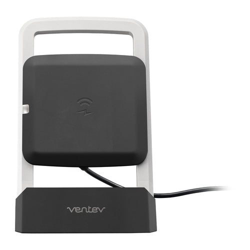 Ventev Super-Fast Wireless Charge Stand 15W Black Black