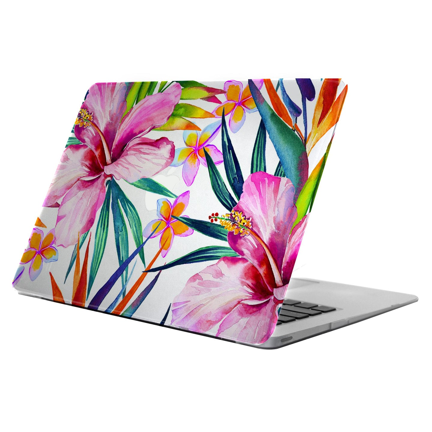 Uncommon Clear Deflector Case Hibiscus for MacBook 12 inch