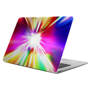 Uncommon Clear Deflector Case Speed Of Light for MacBook 12 inch
